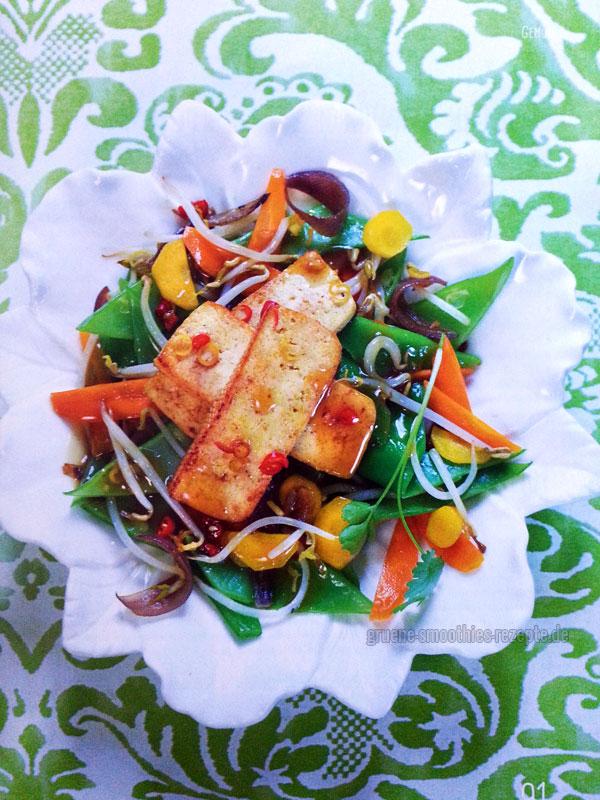 Vegan Fasten - Das Gemüse
