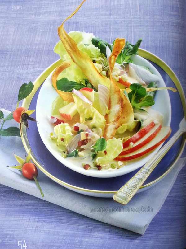 Vegan Fasten - Salate