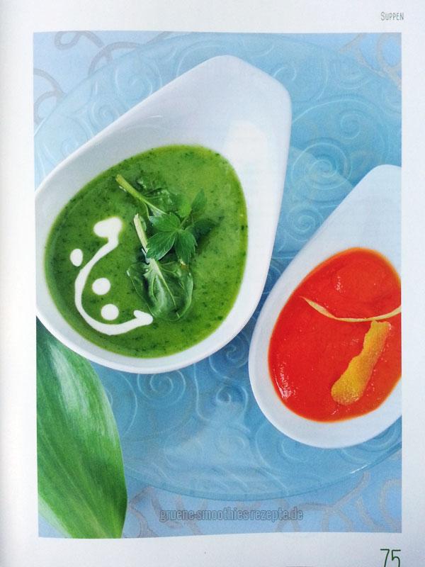 Vegan Fasten - Suppen
