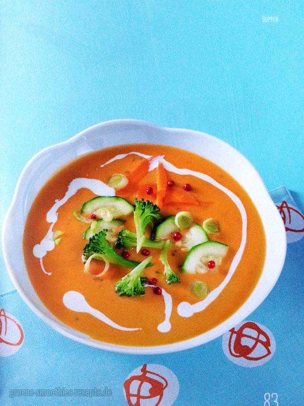 Vegan Fasten - Die Suppen