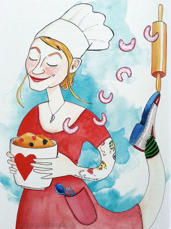 Sophias Vegane Welt von Sophia Hoffmann - Illustrationen3