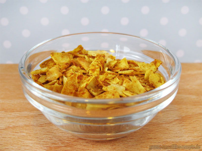 "Coconut Chips ""Indian Curry"" - Tropicai"