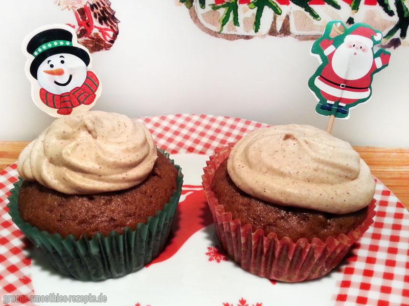 Spekulatius Cupcakes <3