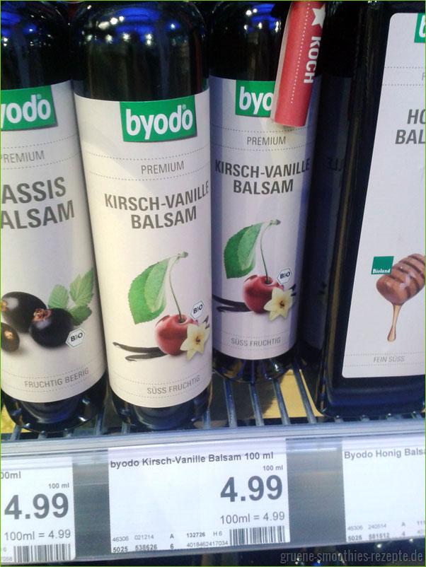 Kirsch-Vanille-Balsam von byodo