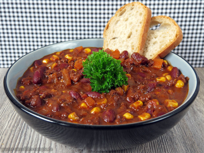 Mein Chili sin Carne - Vegan und mega lecker :)