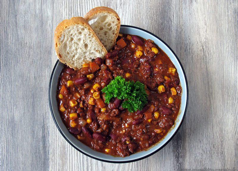 Yammie - Mein veganes Chili sin Carne hat sogar unsere omnivoren