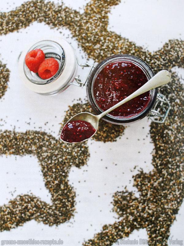 Mix it - Fruchtaufstrich mit Chiasamen