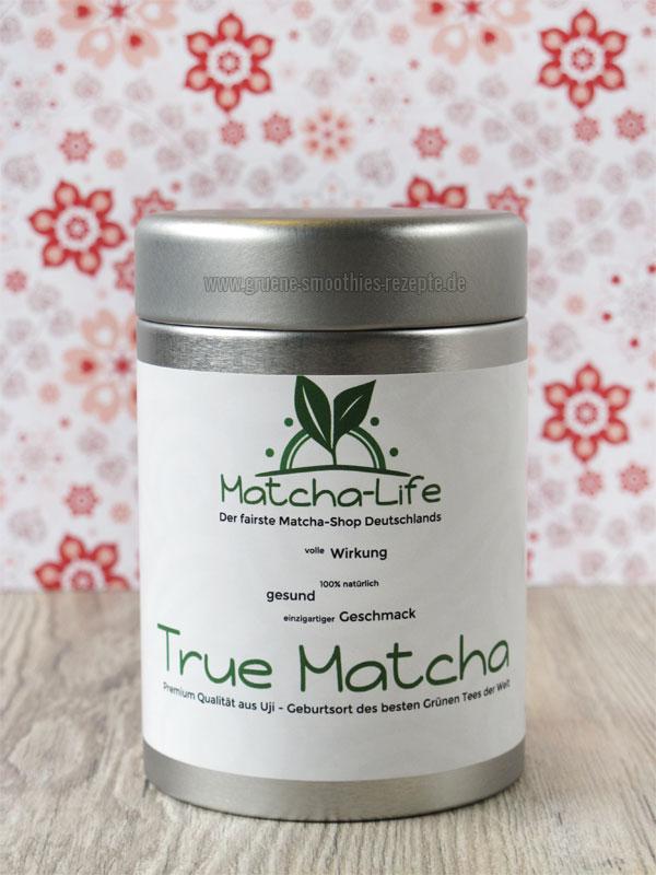 True Matcha von Matcha-Life