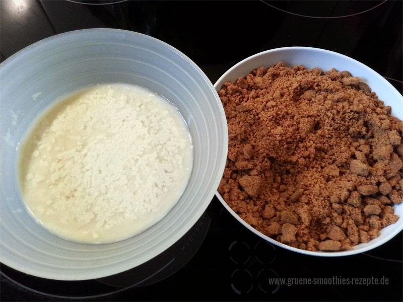 Vegane Buttermilch selber machen